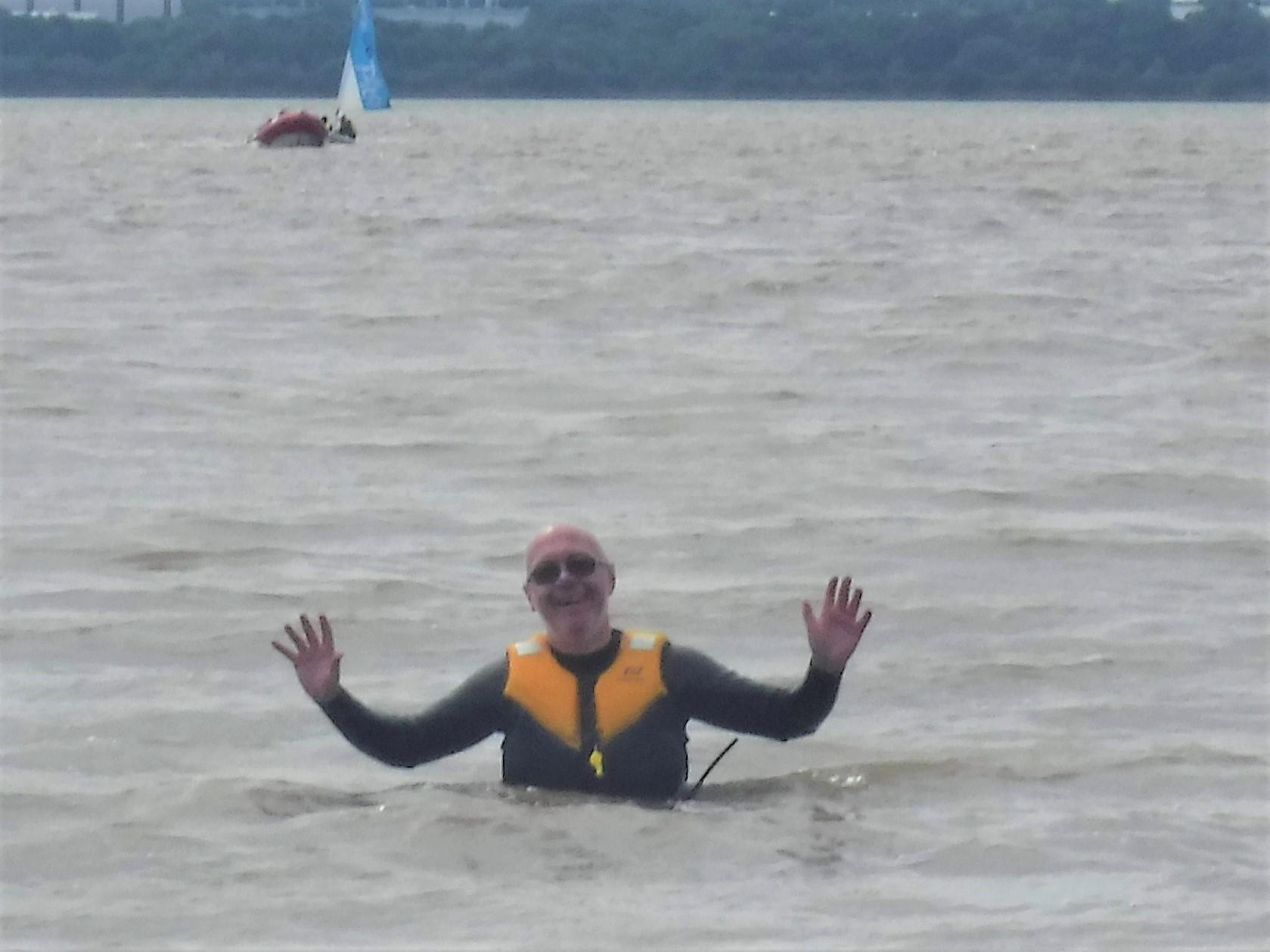 Kayak capsize
