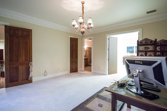 3rd Guest Suite with Attached Work Space