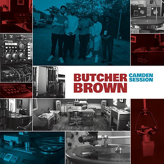 GB1545 Butcher Brown Camden Session PACK