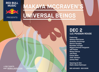 Makaya McCraven to play RedBull Music Festival