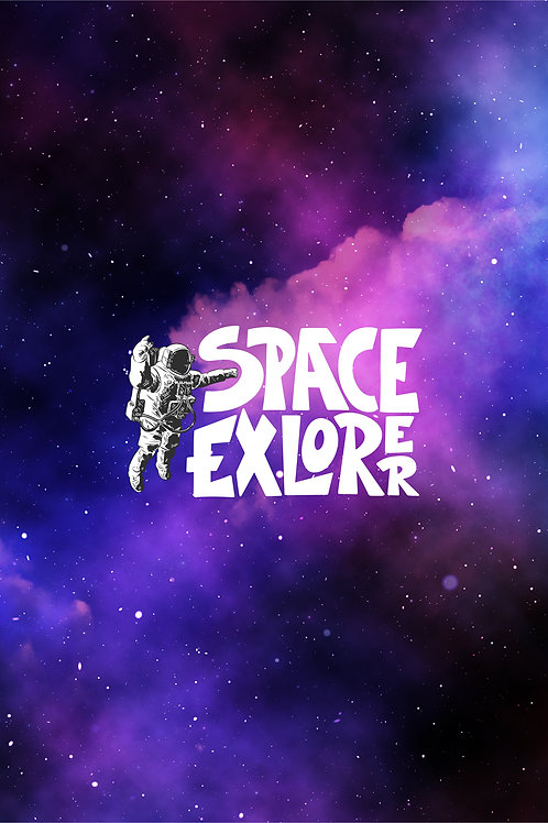Space Explorer Pink/Purple