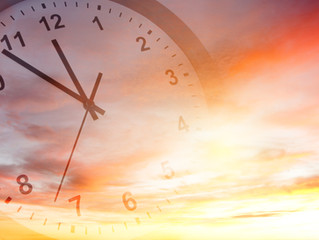 Dissolving Out of Clock-Time
