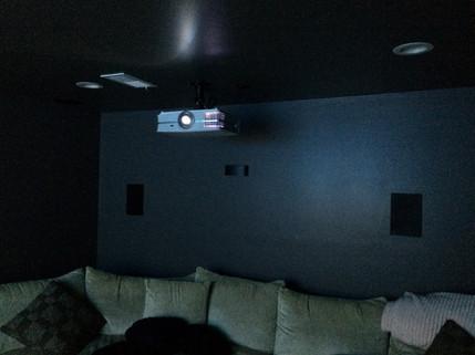 Theater Rear Dark