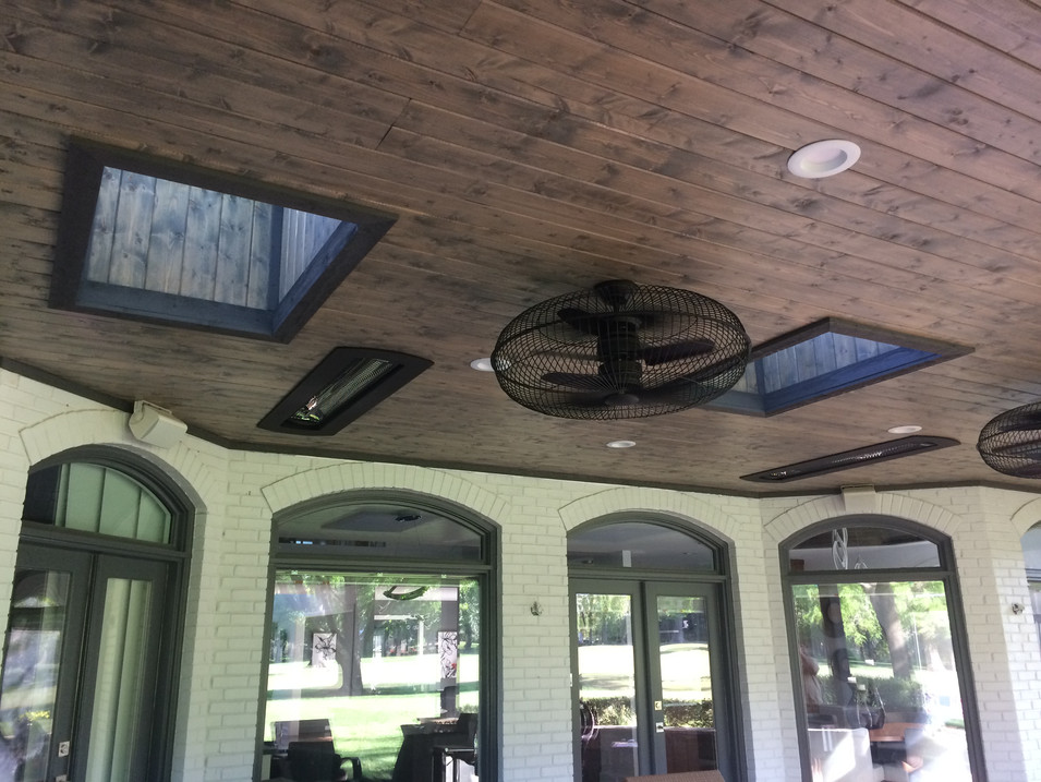 Patio After (Speakers)