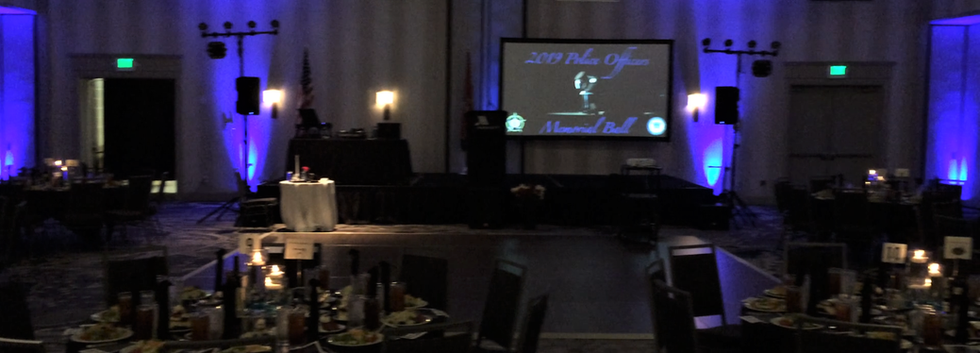 2019 Police Officer Memorial Ball