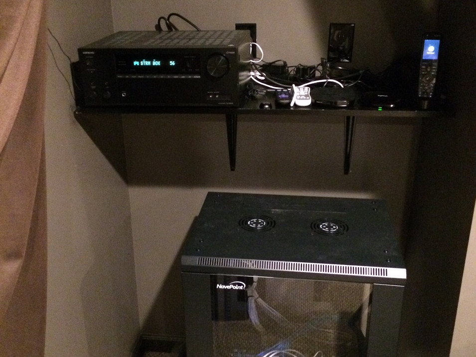 Theater Components & Home Integration