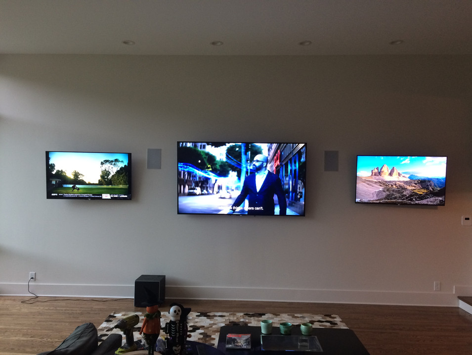 Common Room After (TV Wall)