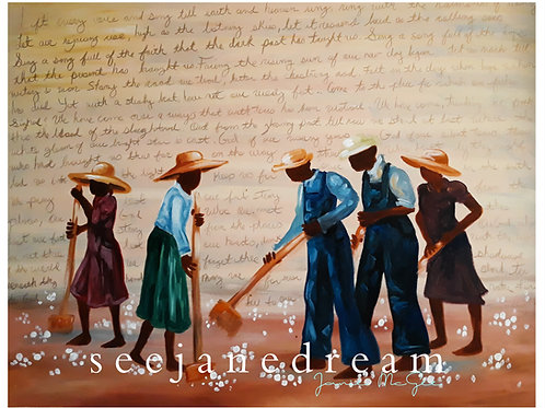 Lift Every Voice Sharecroppers