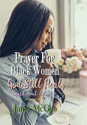 God still heals women book covers small