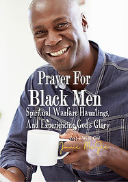 Prayer Black Men  Spiritual war.front fe