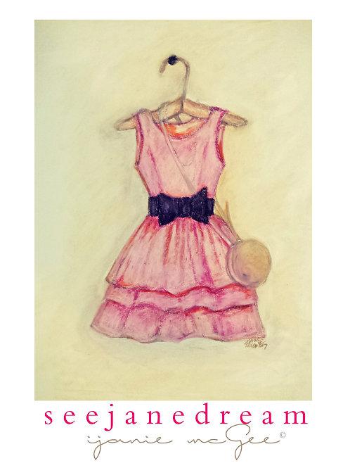Threadz Pink Little