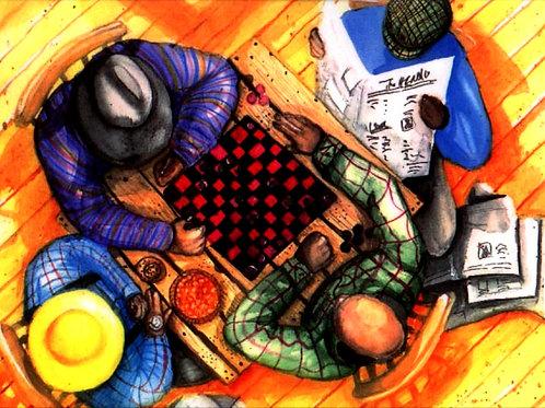 GraceWork Men Chess
