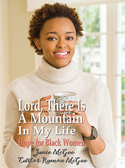 Lord there is a mountain in my life wome