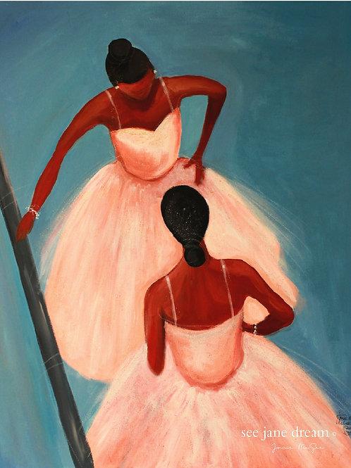 Ballet Two Wait