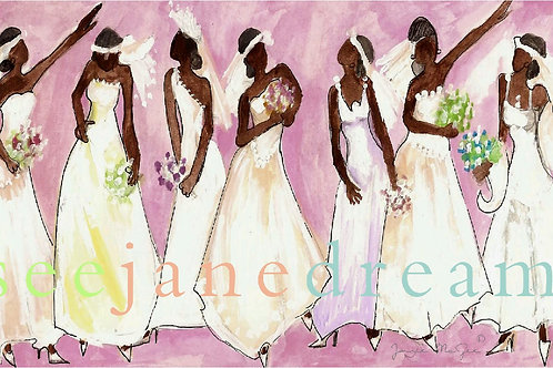 Church Lady Maids of Honor