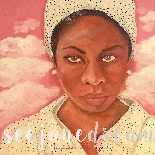 Pink Prayer Nina Print