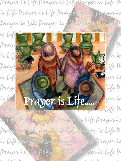 Sunflower Group Prayer