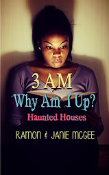 why am i up haunted book covers small 20