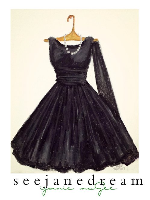 Threadz Little Black Dress