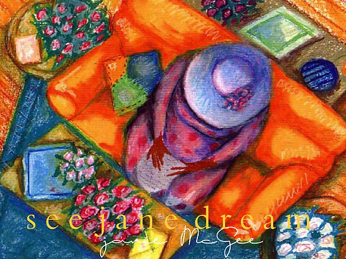 GraceWork Sofa Prayer