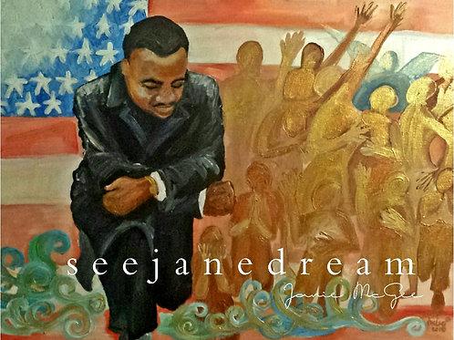 MLK Knee