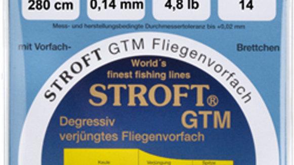 STROFT GTM Monofiles Vorfach -konisch gezogen-