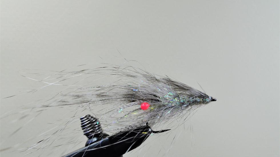 UV Spey Shrimp GREY