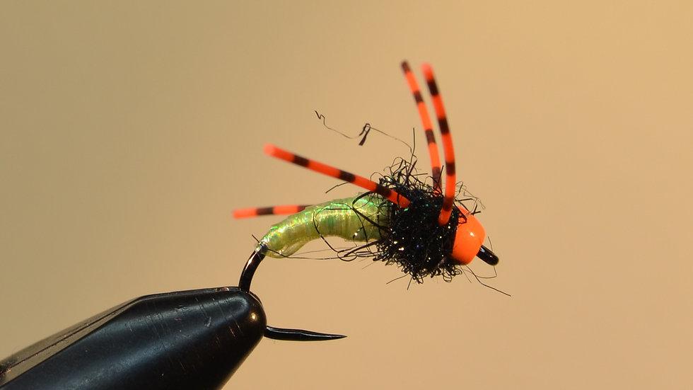 F.B.S. Deep Hopper -orange-
