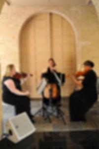 Houston String Quartet, Houston Wedding Music