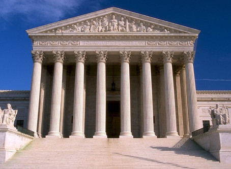 A Call to SCOTUS: Stand In Defense Of Your Co-equal Branch