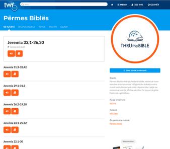 Përmes Biblës