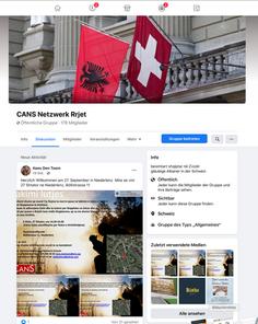 CANS Facebook