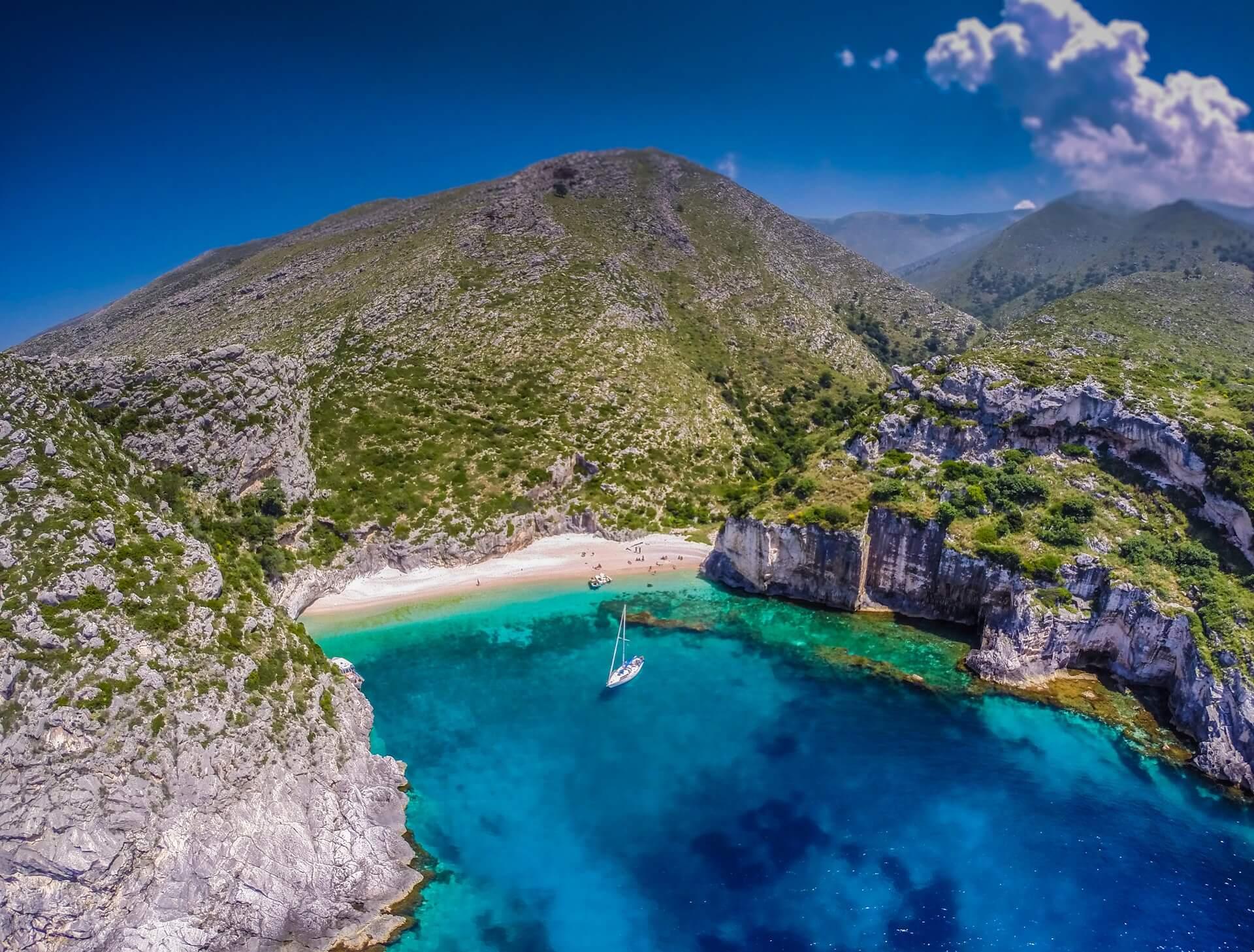 Grama-Bay-Albania-shutterstock_105698551