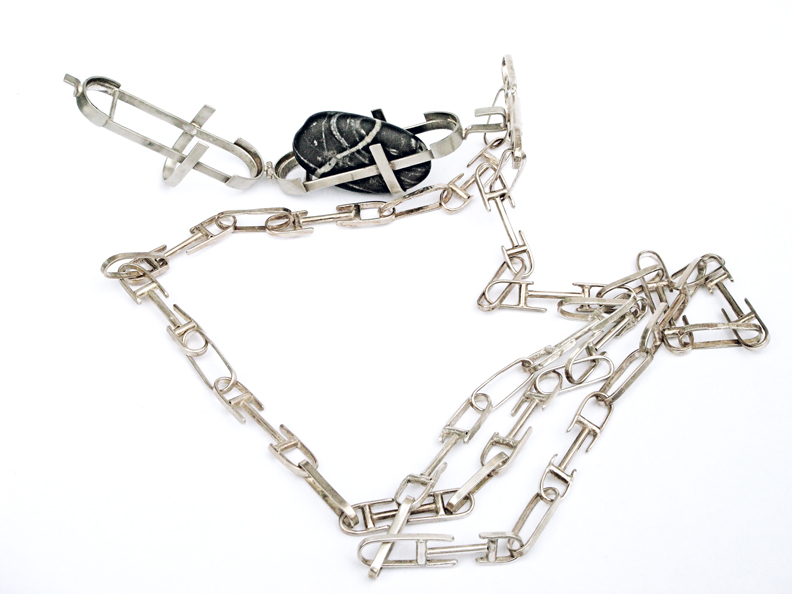 locket and chain, 2010