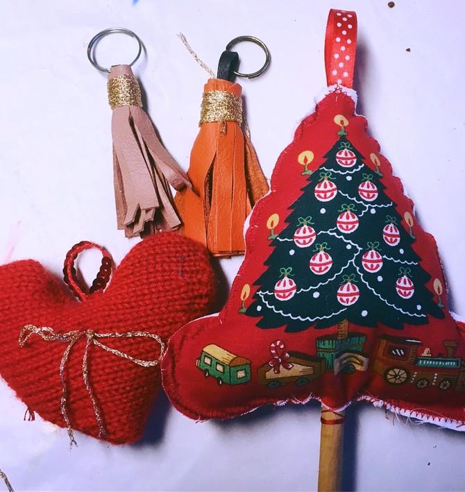 Jul på Årvoll gård