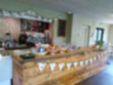 Village, Green, Cafe, Allendale, Centre, Wimborne