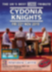 Mr Kyps Cydonia Knights Allendale Nov 19