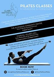 Claire Matthews Pilates