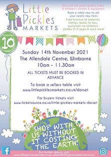 Little Pickles Markets - Event Poster November 2021 .png