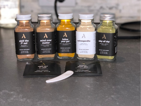 Apothecary Product Review!