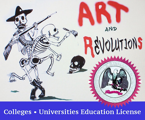 College and University Education DVD License