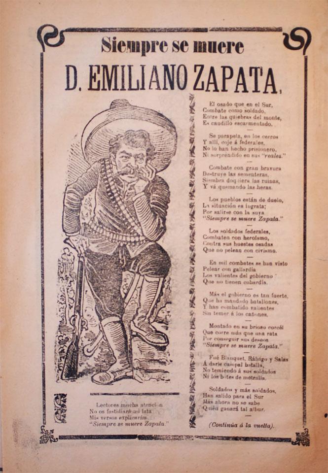 Don Emiliano Zapata