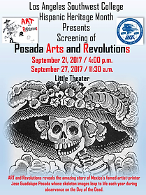 JG Posada art exhibition and lecture, 2014