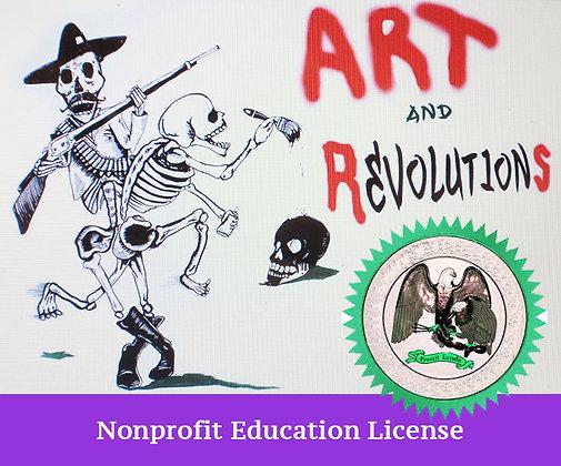 Nonprofit Education DVD License