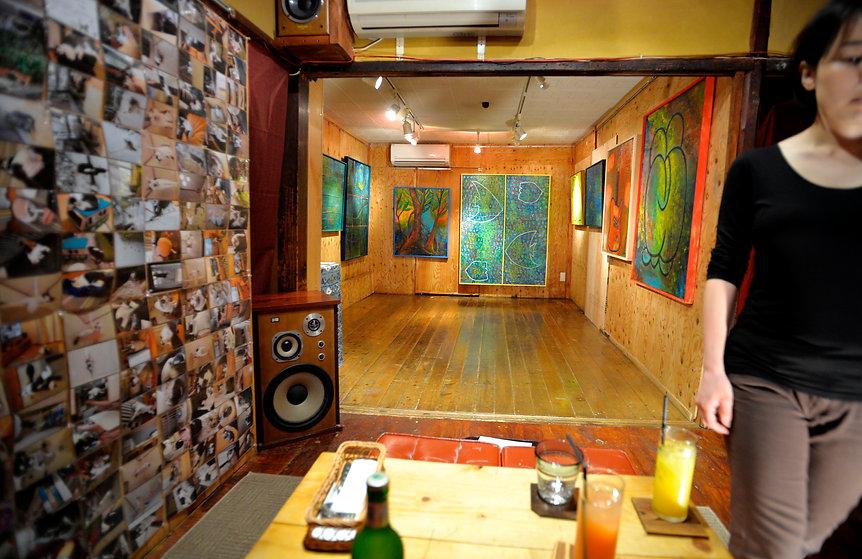 長崎 町家 ギャラリー カフェ 美術教室 絵画教室 アトリエ 美大受験 芸大受験 予備校 趣味