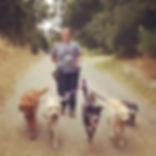 Oakland dog walker