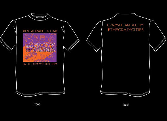 T-Shirt CrazyAtlanta