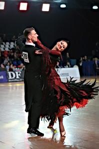 Сергей Сутырин и Наталья Сажина, фото Елена Анашина