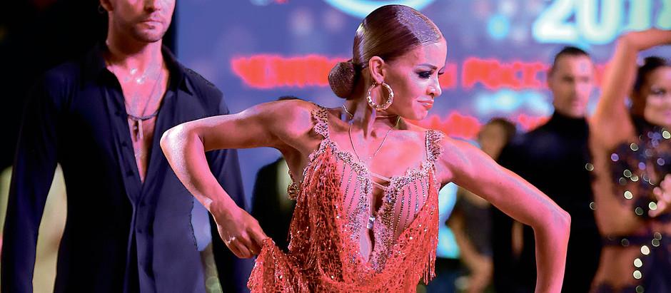 Владимир Литвинов и Ольга Николаева: «Жизнь танцора — прекрасная, яркая, насыщенная»