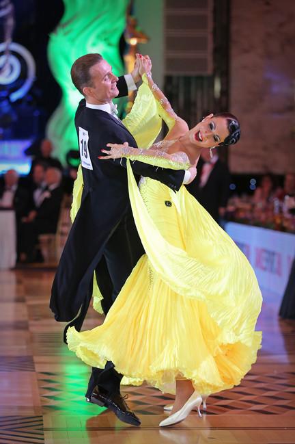 Домен Крапец и Наташа Карабай, Германия, фото Елена Анашина